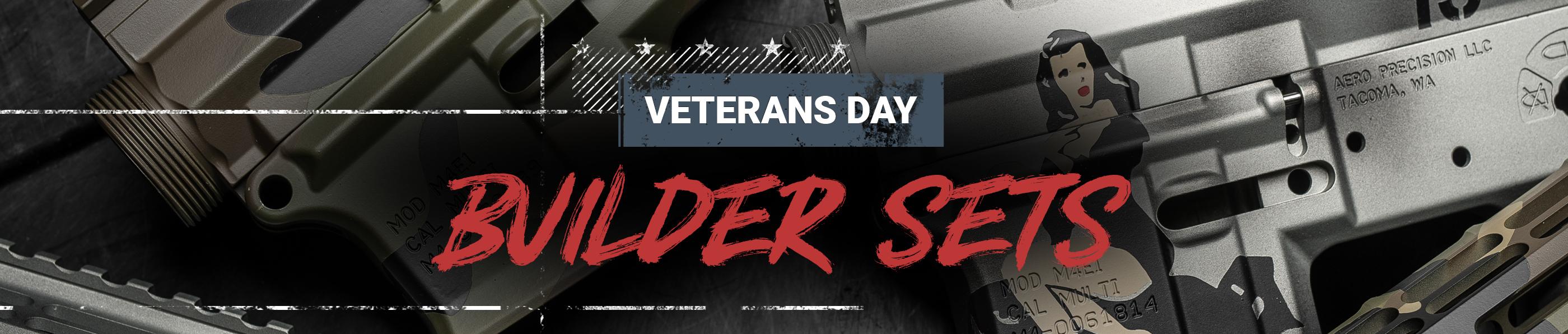 Veterans Day Builder Sets