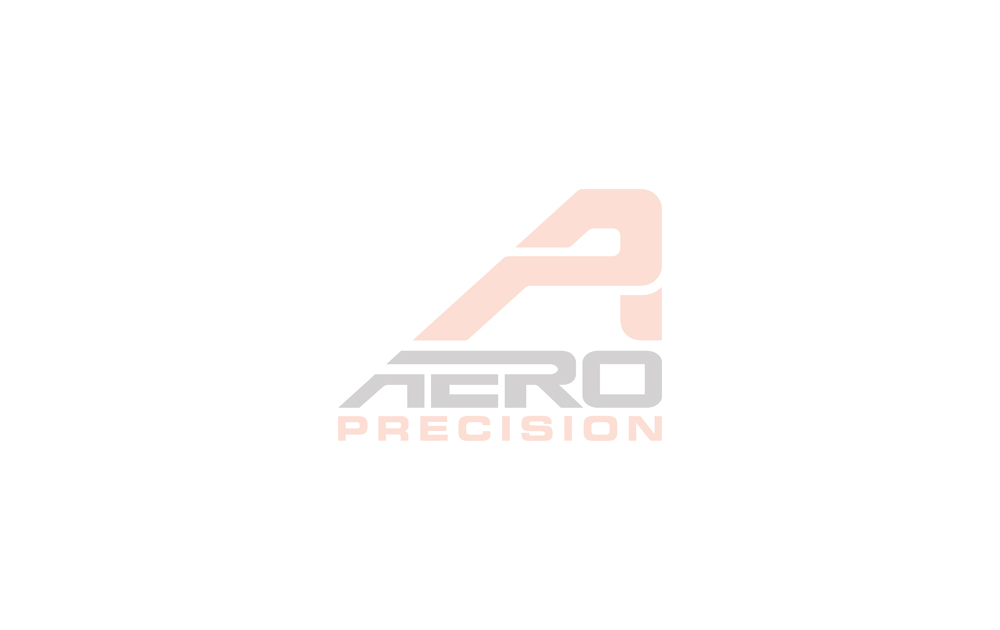 Aero Precision Cotton T-Shirt w/ Big Logo Black