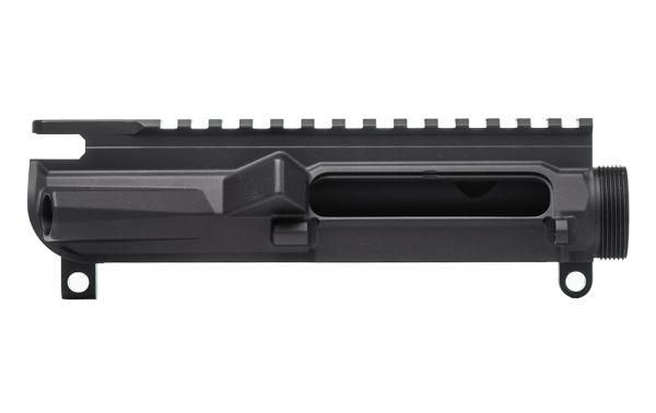 Aero Precision M4E1 Threaded Stripped Upper Receiver, Anodized Black