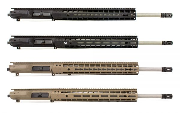 """Aero Precision M5E1 20"""" Stainless Steel Complete Uppers"""
