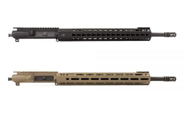 "Aero Precision 18"" 5.56 Rifle Length Quantum Handguard Complete Upper"