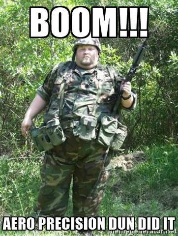 Passive Aggressive Soldier