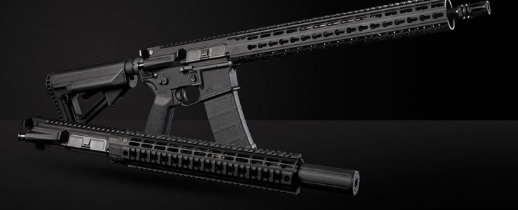 M4E1 AR15 Enhanced Series Upper Receivers