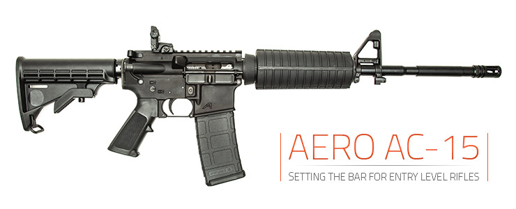AERO AC-15 Rifle
