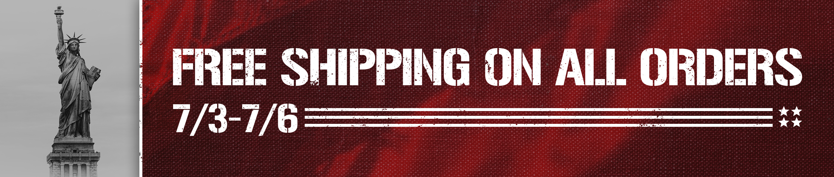 FREE Shipping All Orders