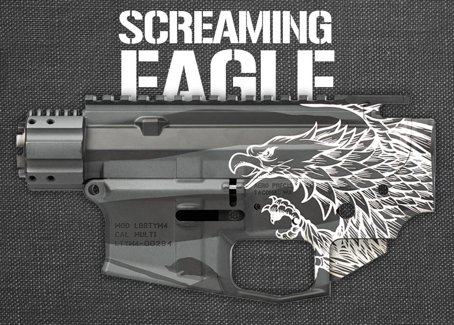 Screaming Eagle Builder Sets