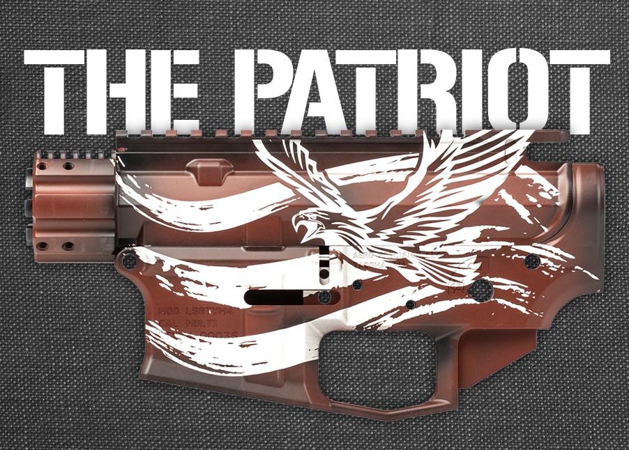 The Patriot Builder Sets