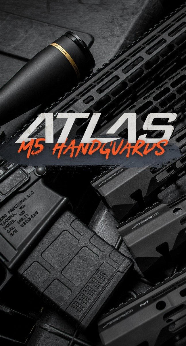AR Uppers & Lowers, Rifle Accessories, Mil-Spec Parts | Aero Precision