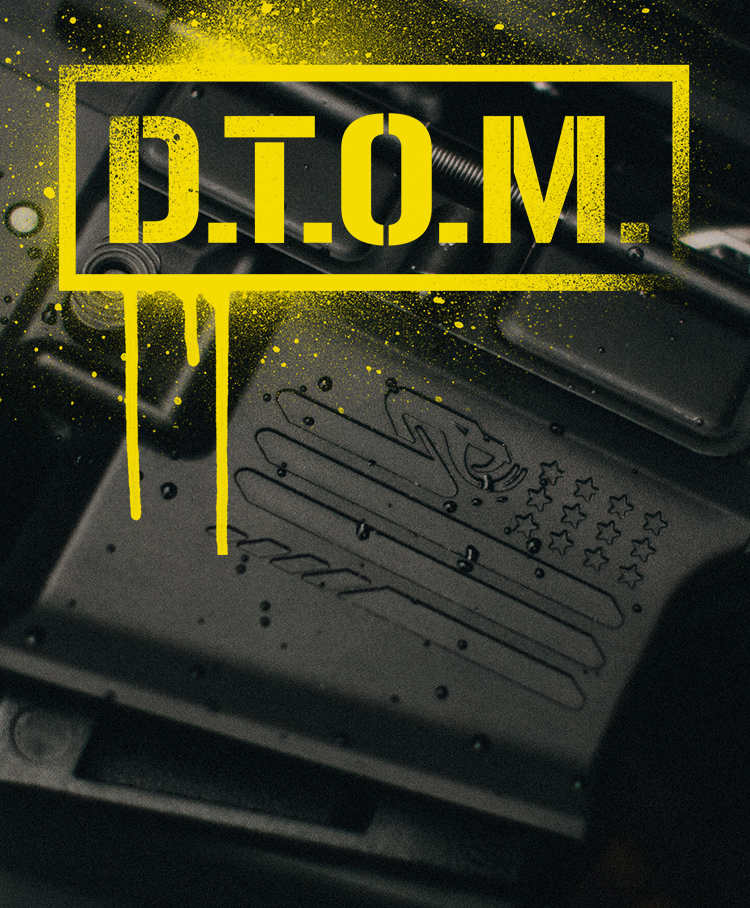 DTOM Lower Receiver