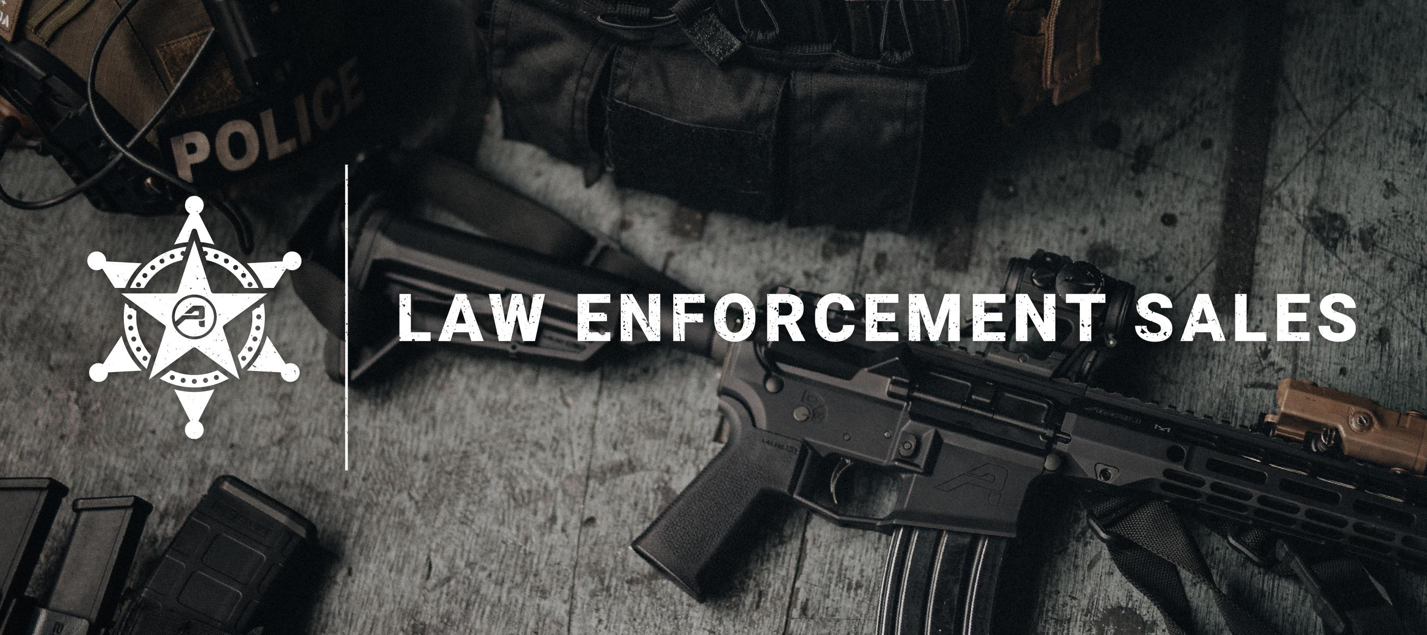 Law Enforcement Sales