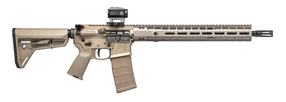 January Full Rifle Image