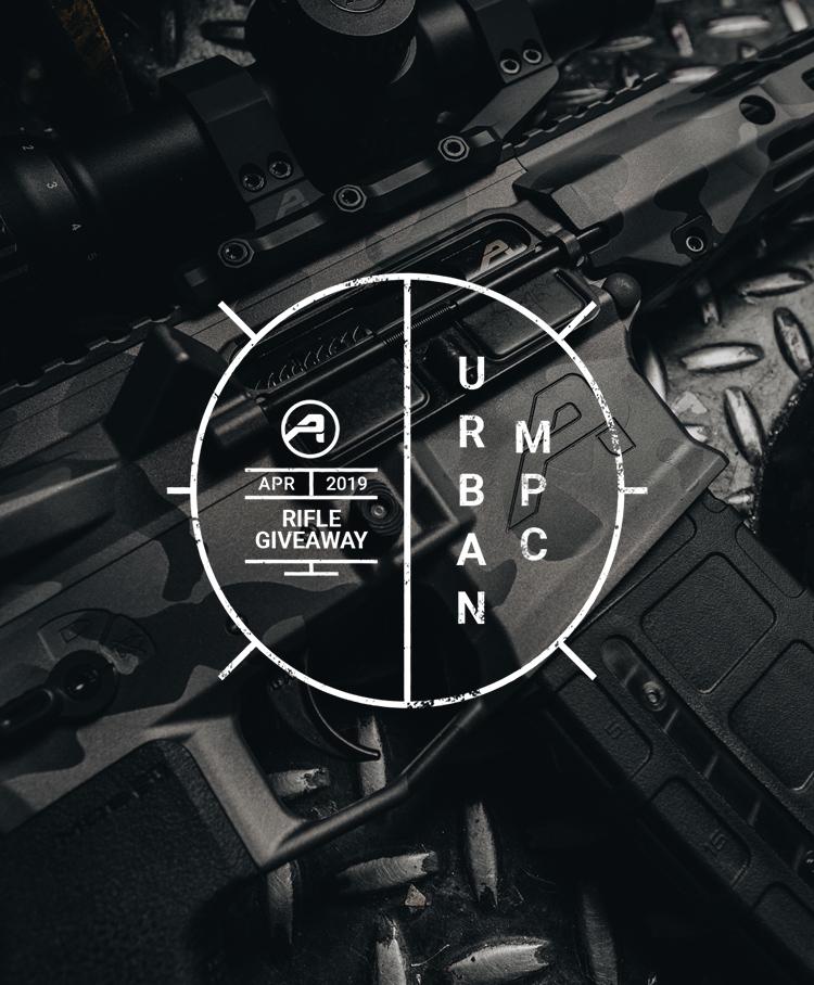 Rifle Giveaway