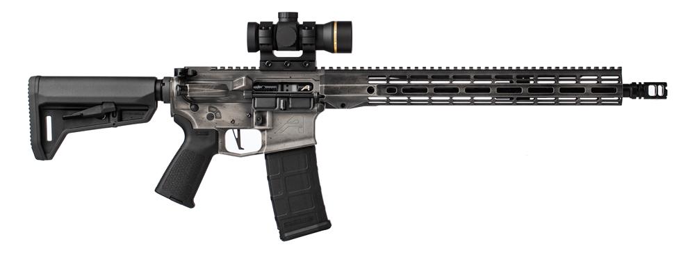 February 2020 Rifle