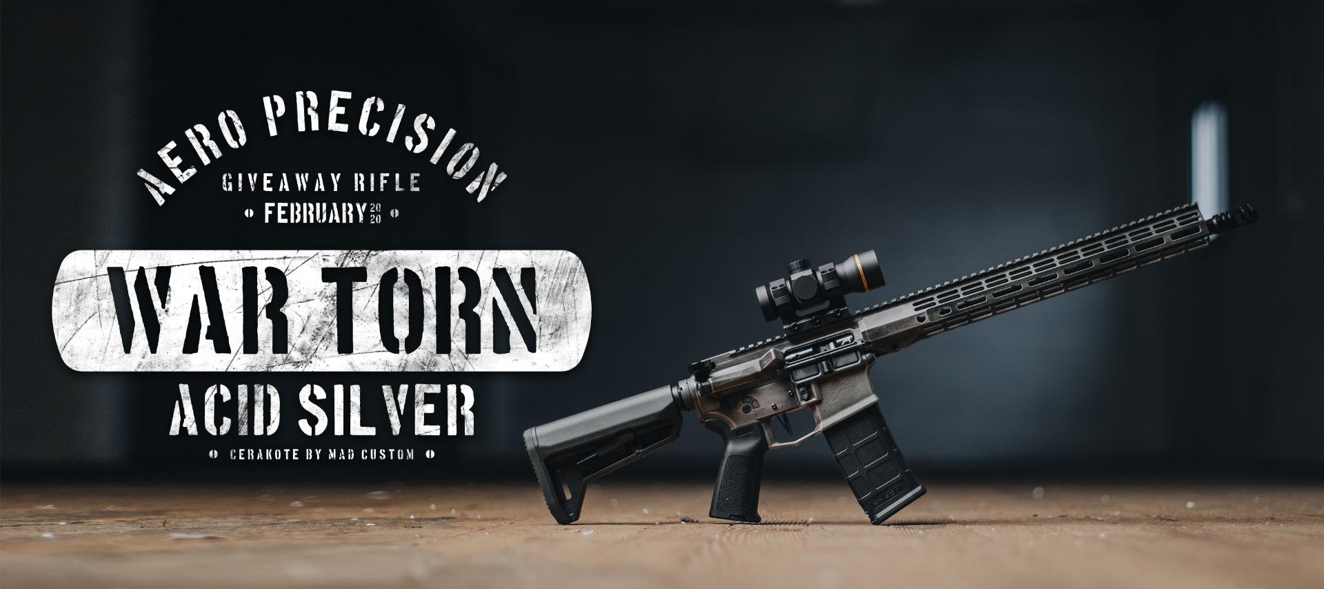 February Rifle Giveaway