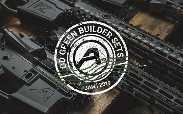 December Builder Sets