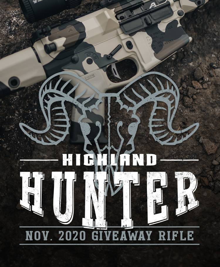 November Rifle Giveaway