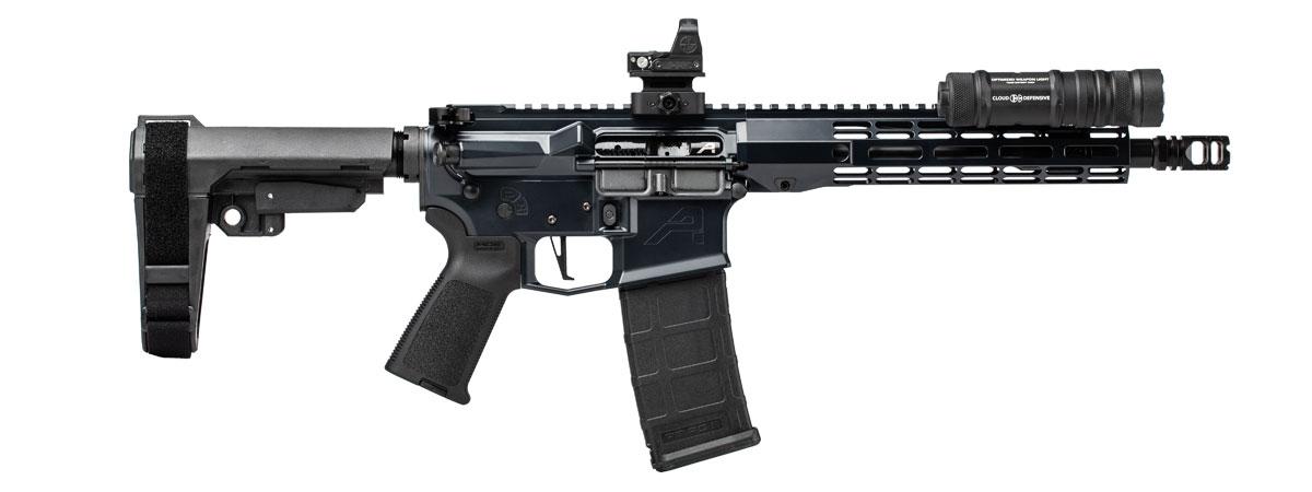 SOCOM Blue Rifle Image