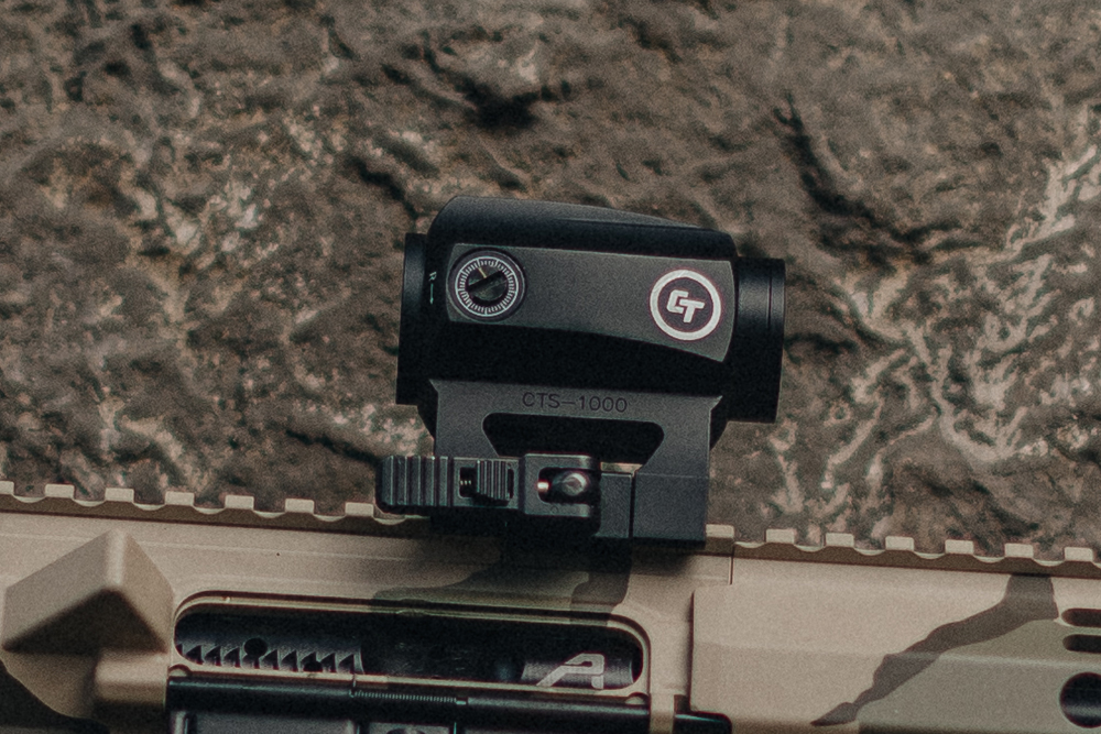 CTS-1000 Red Dot Sight