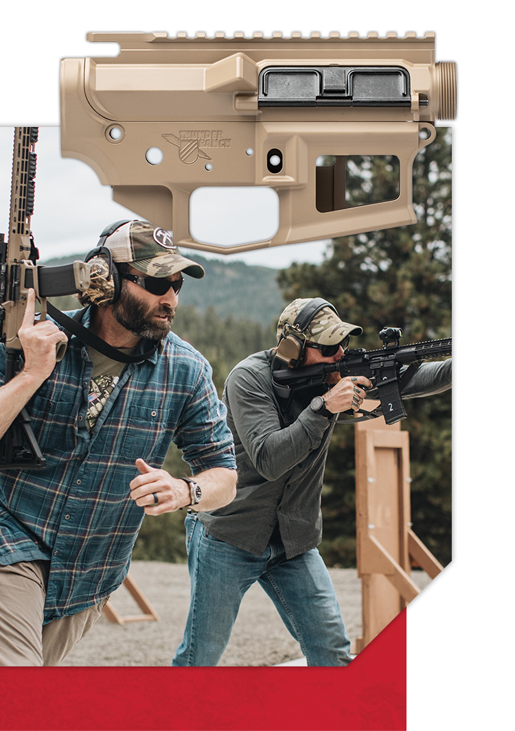 Thunder Ranch Receiver Set Mobile