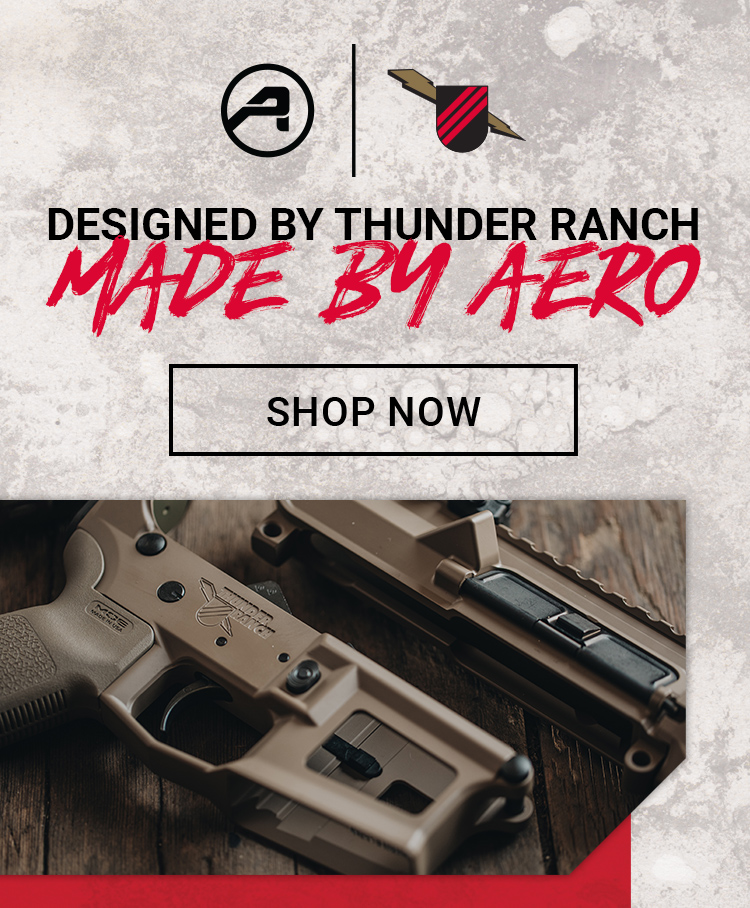 Thunder Ranch Products Launch