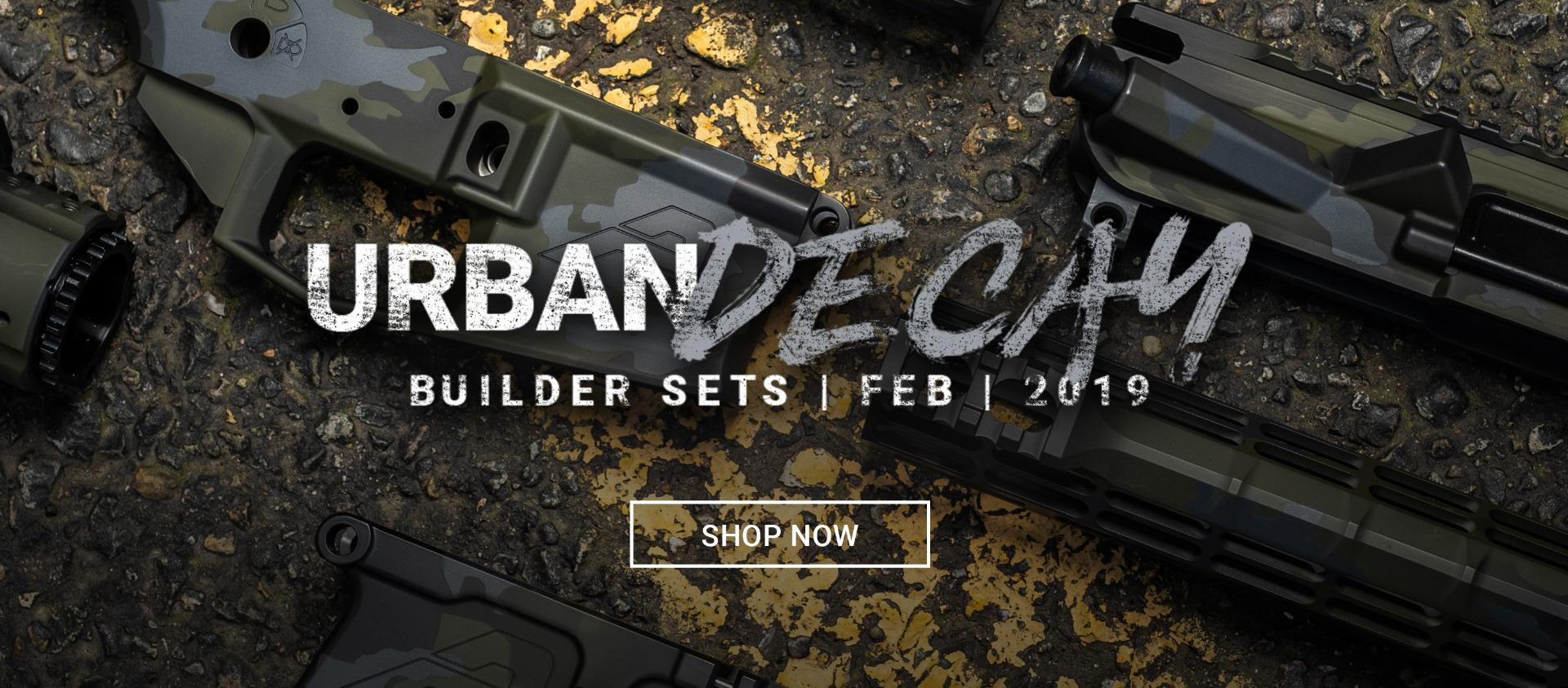 February Builder Set