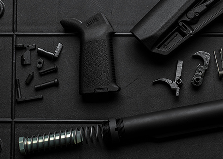 15% off AR15 Spare Parts