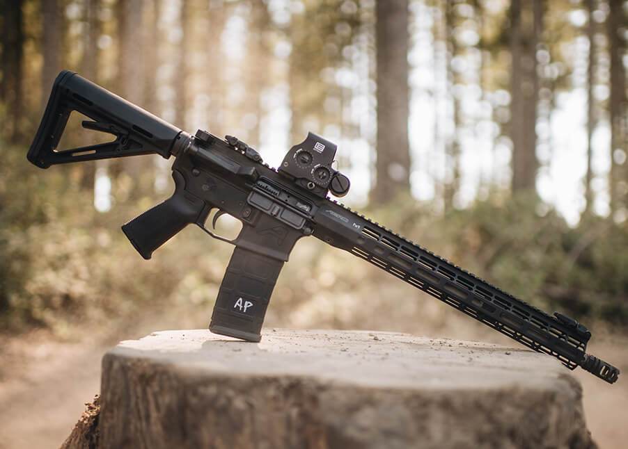 Ar Uppers Lowers Rifle Accessories Mil Spec Parts Aero Precision